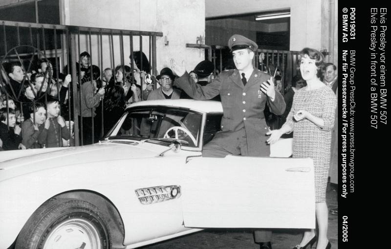 Modelul BMW 507 care a aparţinut lui Elvis Presley – restaurarea unui automobil de legendă