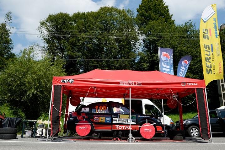 Alba Motor Challenge, SERUS SG Racing Team in formatie completa