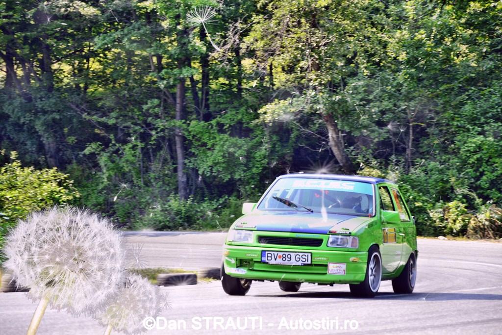 """Cristian Stoicanea Cismas: """"M-am luptat mai mult cu masina decat cu ceilalti concurenti de la clasa"""""""