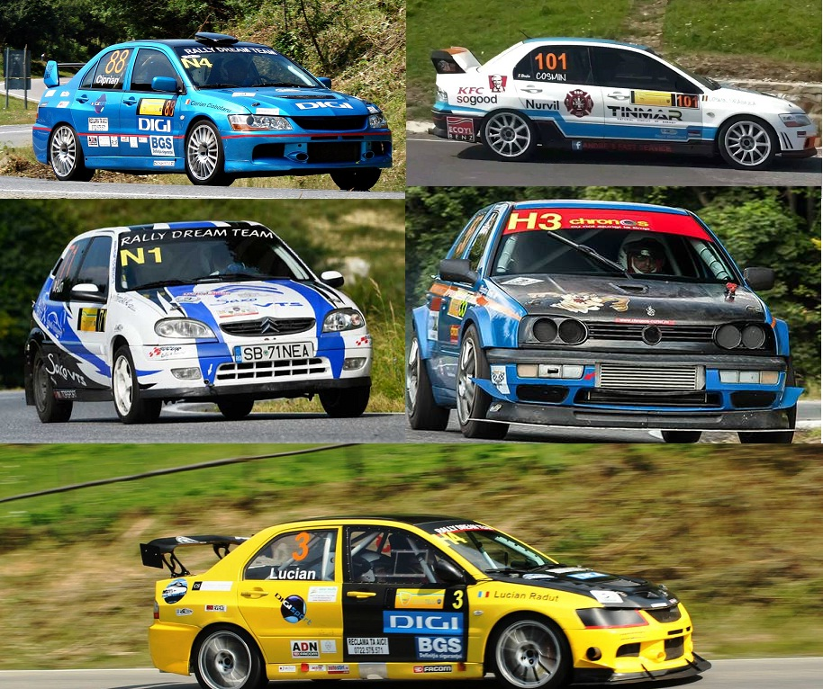 Rally Dream Team – performanta la Teliu, obiective indraznete la Alba