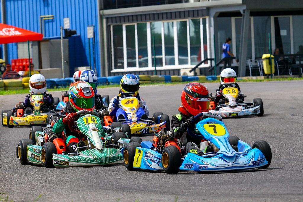 Circuitul de la Târgu Secuiesc, gazda etapei a patra a sezonului organizat de Federația Română de Karting