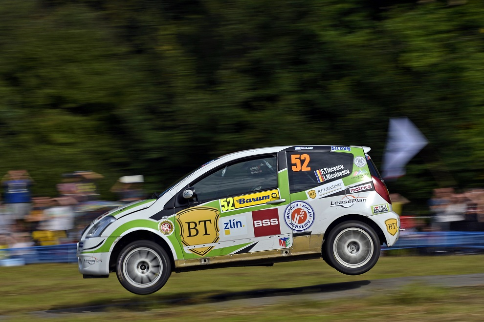 Barum Czech Rally Zlin: o experiență cât un sezon întreg