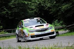 Marco Tempestini - Subaru Impreza