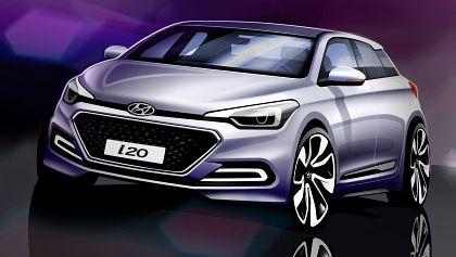 i20, noua versiune a popularului model Hyundai de clasa B