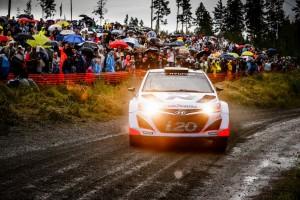 World Rally Championship - Rally Finland