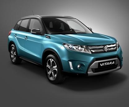 Premieră mondială la Paris: Suzuki lansează noul Vitara!
