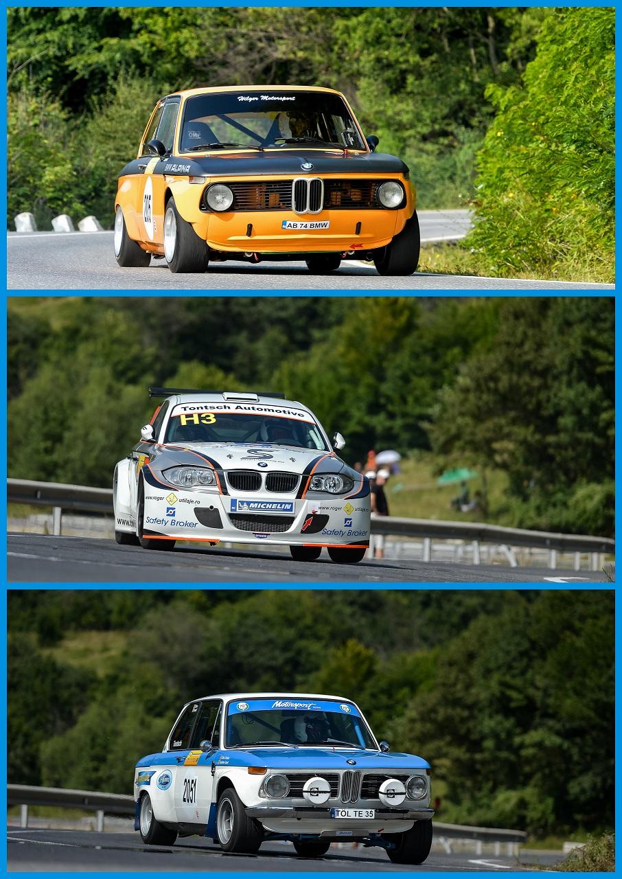 Trofeul Teliu: Tontsch Automotive, cei mai rapizi  la grupa istoricelor si la diesel !