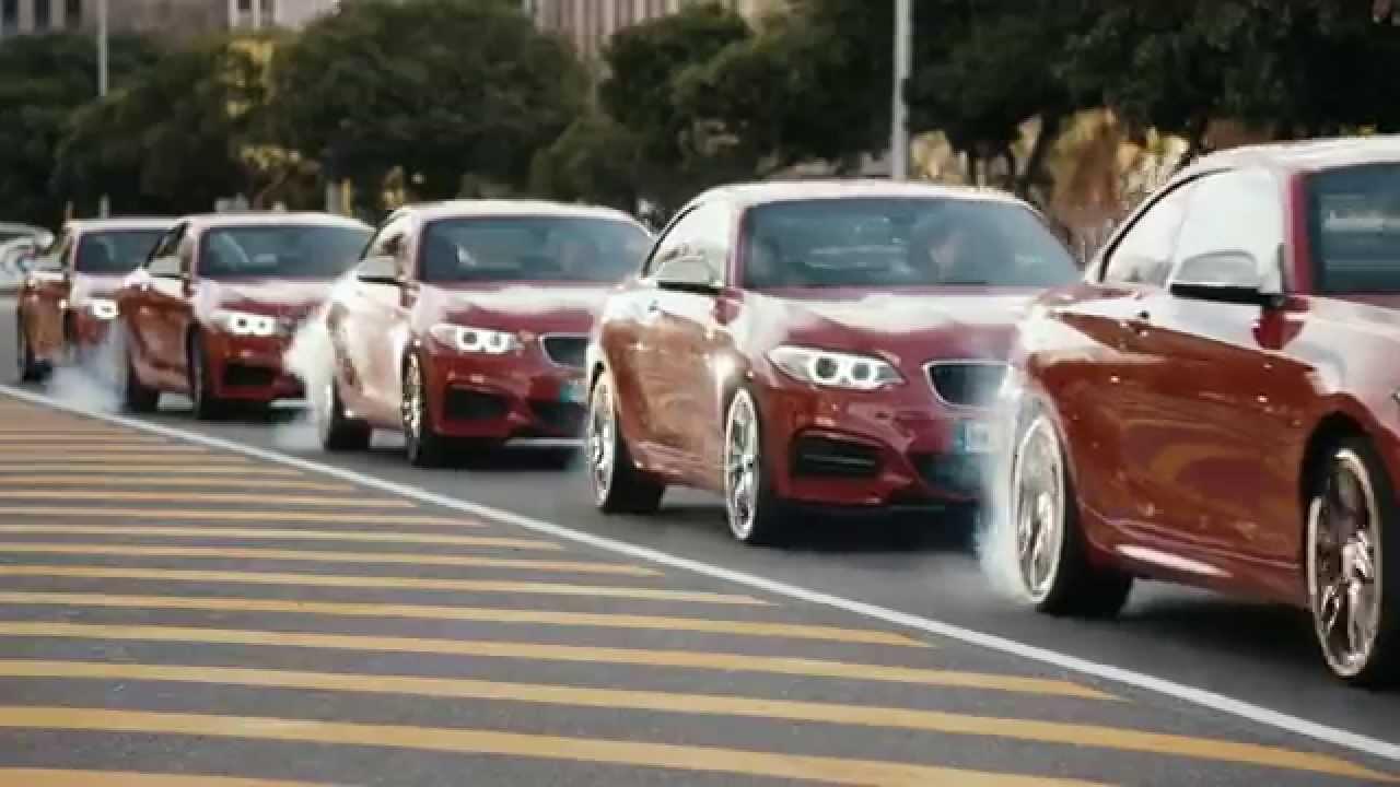 """BMW M235i """"Coupé Drift Mob"""", proiect pornit de la o echipă condusă de un român"""