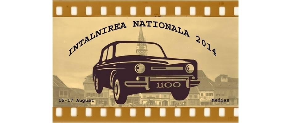 Intalnirea Nationala a posesorilor de Dacia 1100