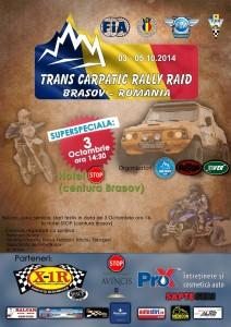 AFIS Trans Carpatic Rally-Raid 2014
