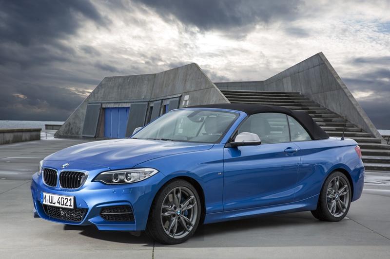 Premiere mondiale BMW la Salonul Auto de la Paris 2014
