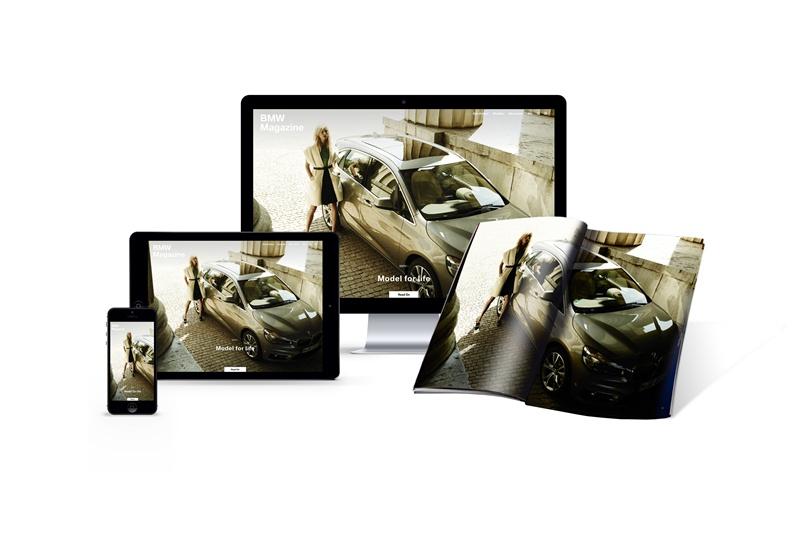 BMW Magazine este disponibil acum şi în format digital la nivel global