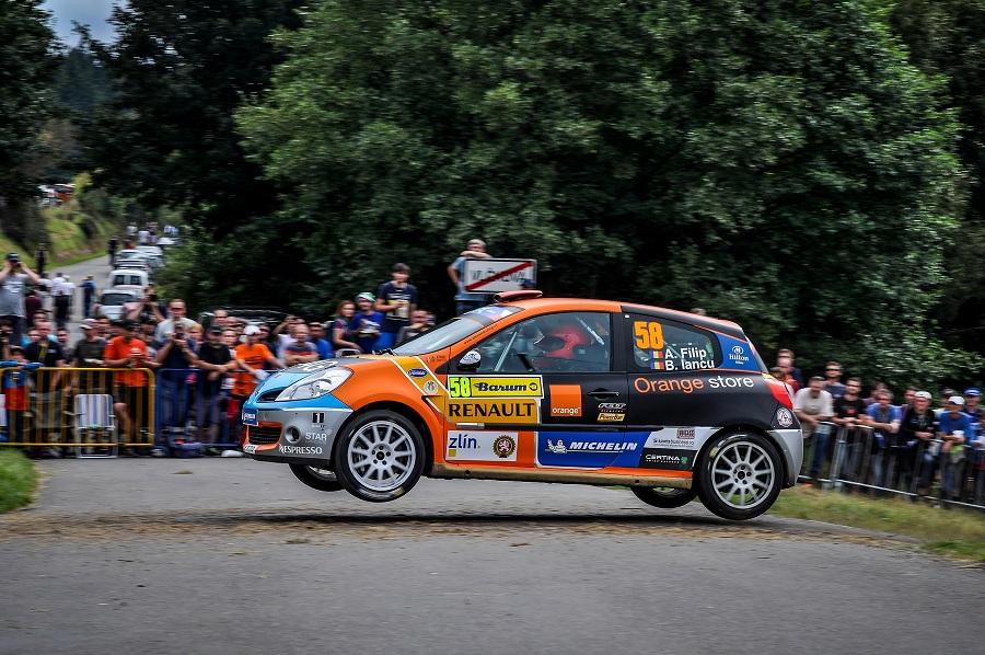 Alex Filip și Bogdan Iancu, happy-end in cel mai solicitant raliu din cariera