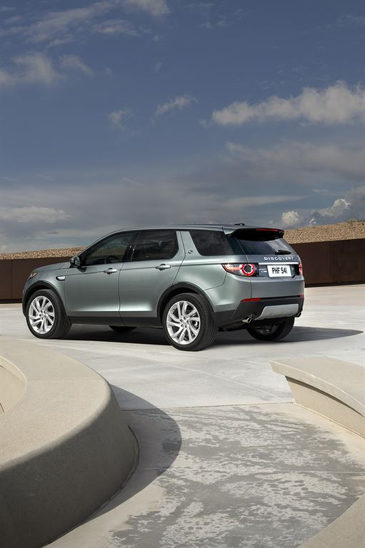 Land Rover a dezvăluit noul Discovery Sport