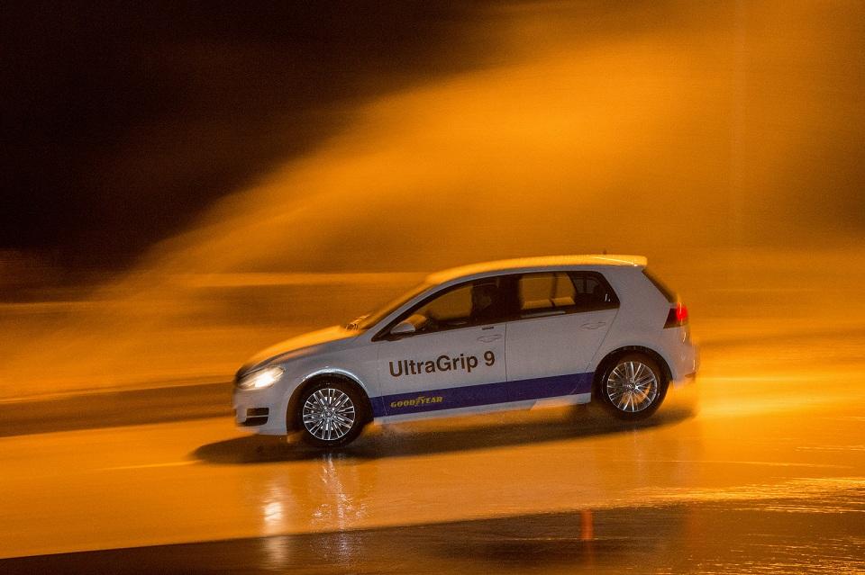 Goodyear anunță lansarea oficială a celei de-a noua generații de anvelope de iarnă din gama UltraGrip