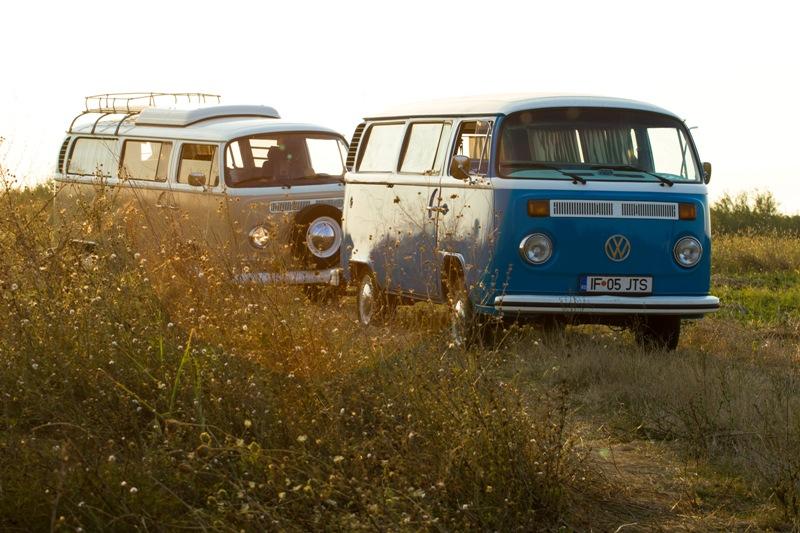Déjà-vw – un tribut adus spiritului Volkswagen