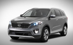 KIA Sorento third generation