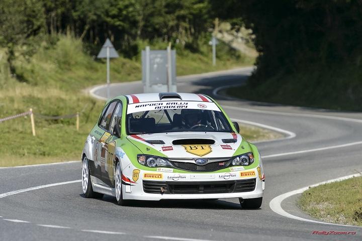 Napoca Rally Academy, niciun weekend fara curse