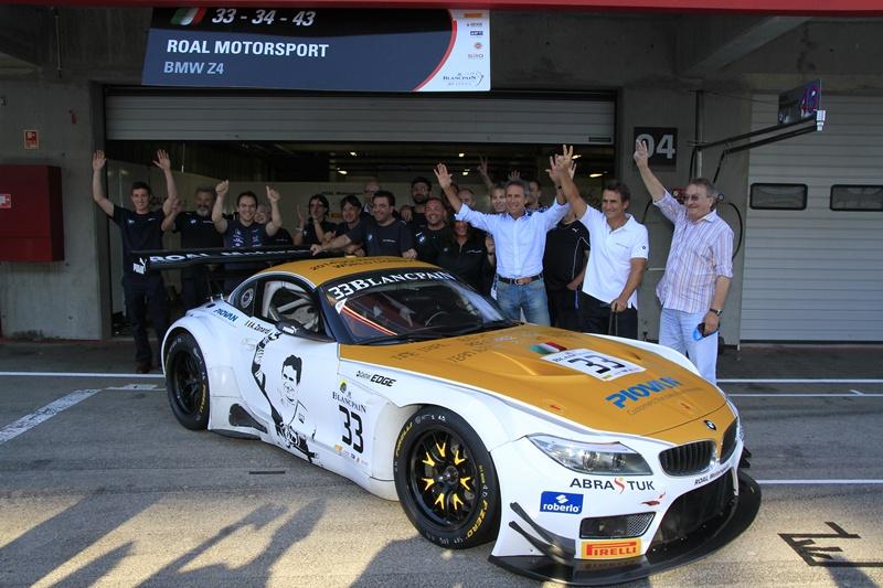 Modelul BMW Z4 GT3 al lui Alessandro Zanardi va avea un design special