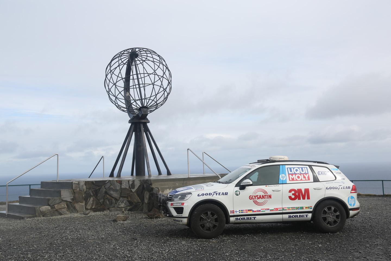 Goodyear pornește într-o călătorie de record mondial pe 3 continente