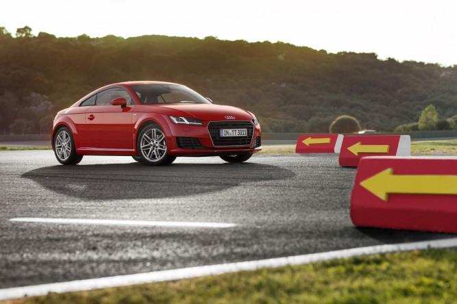 "Noul Audi TT a fost desemnat ""Innovation of the Year"""