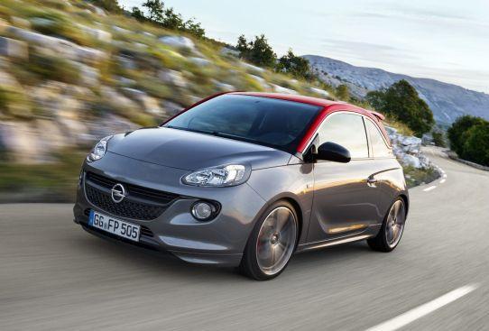 Noul Opel ADAM S, premiera la Salonul Auto de la Paris