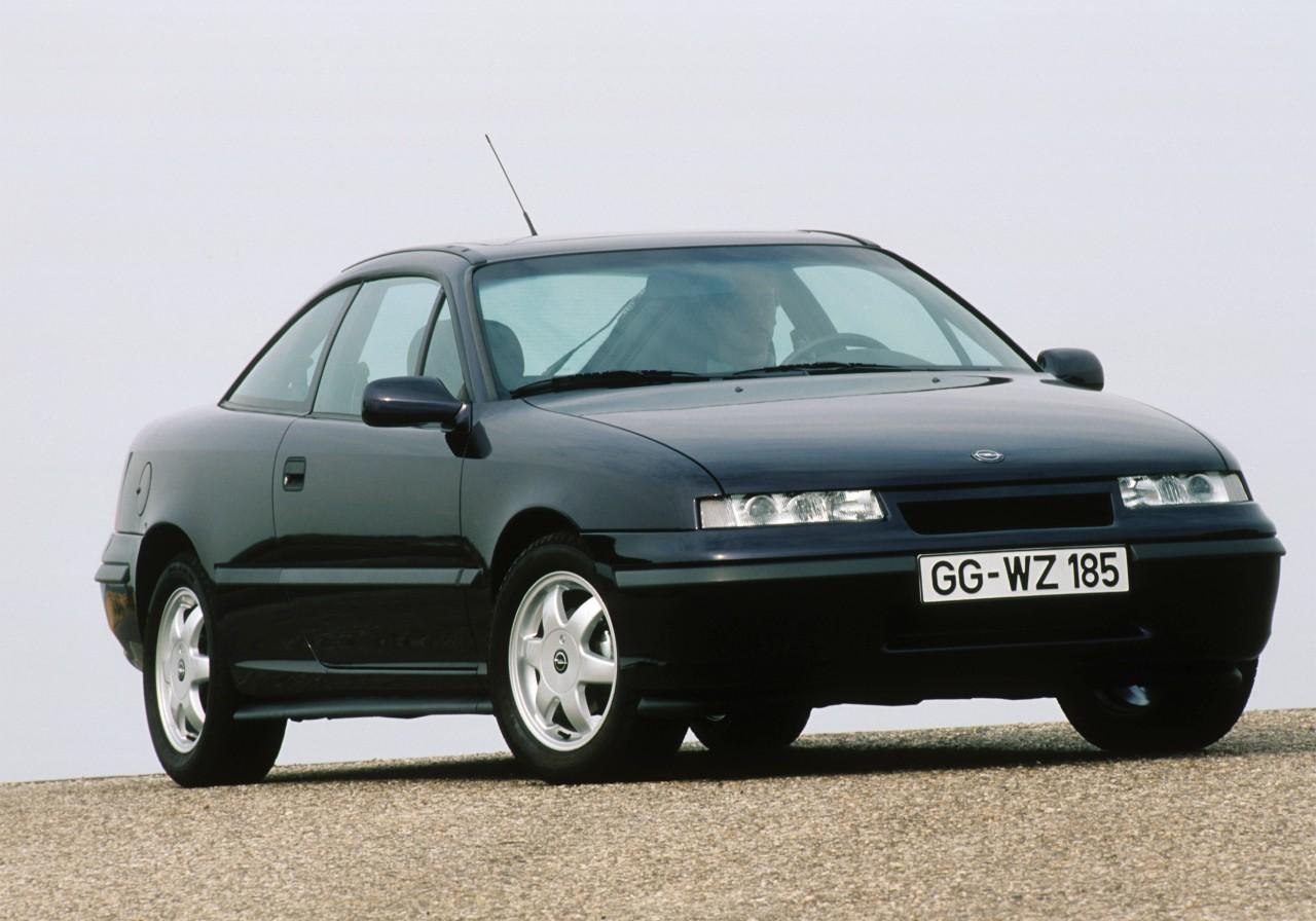 25 de ani Opel Calibra