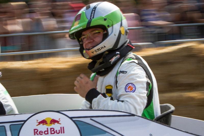 Un weekend plin pentru Napoca Rally Academy
