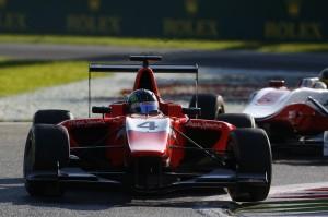 Robert Visoiu - Monza 2014. GP3 Series. Round 7.   Autodromo di Monza, Italy