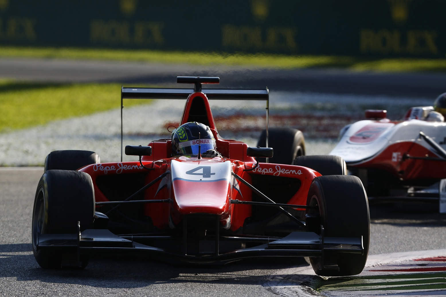 Robert Visoiu, weekend fierbinte la Monza