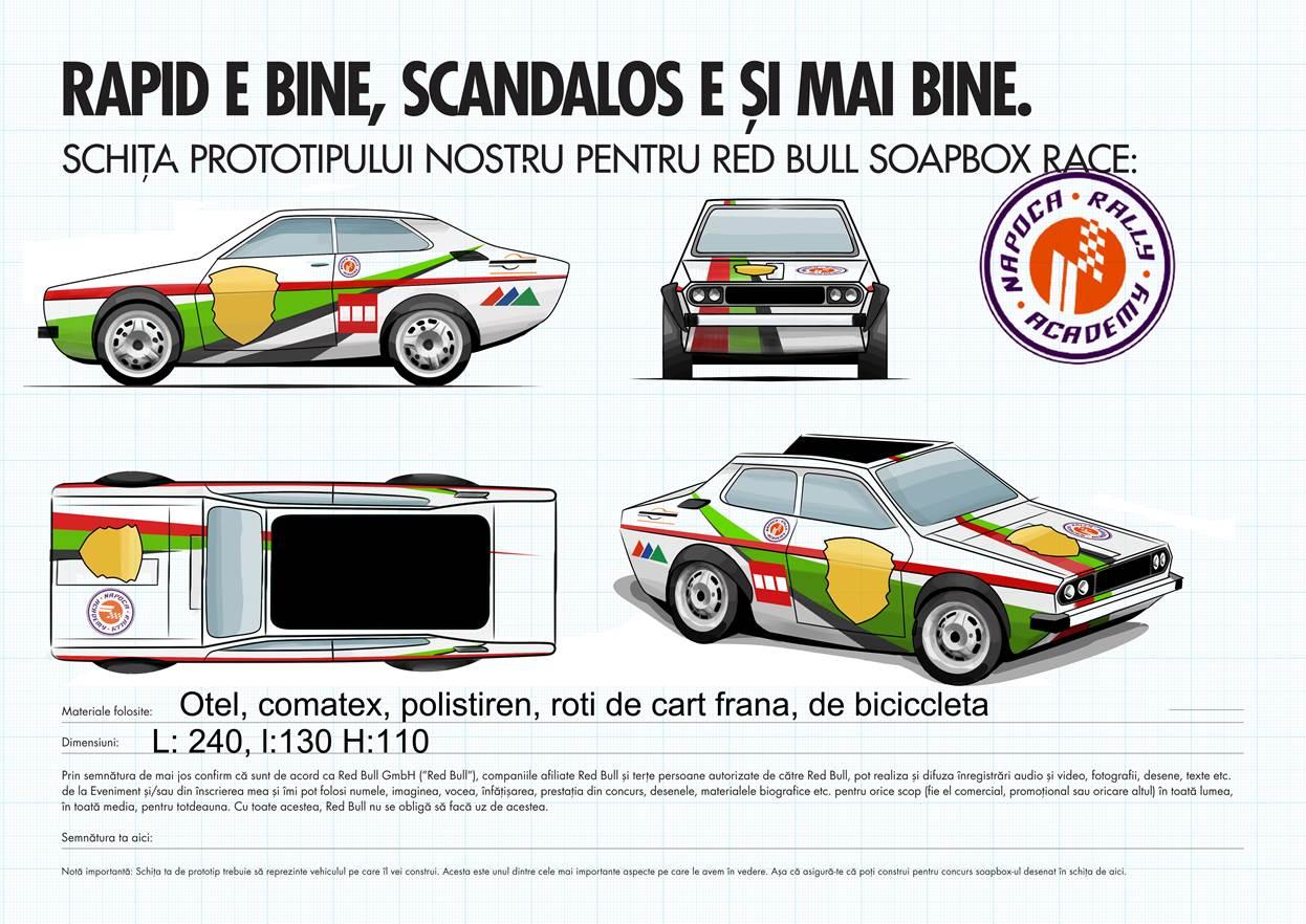 Napoca Rally Academy readuce Dacia 1310 în competiții