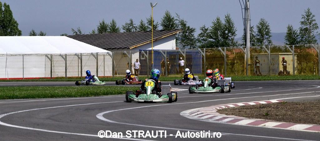 Piloții revin în acest weekend pe circuitul Skat Kart