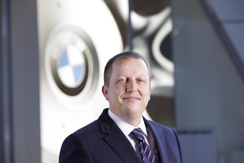 Wolfgang Schulz devine noul Director General BMW Group România