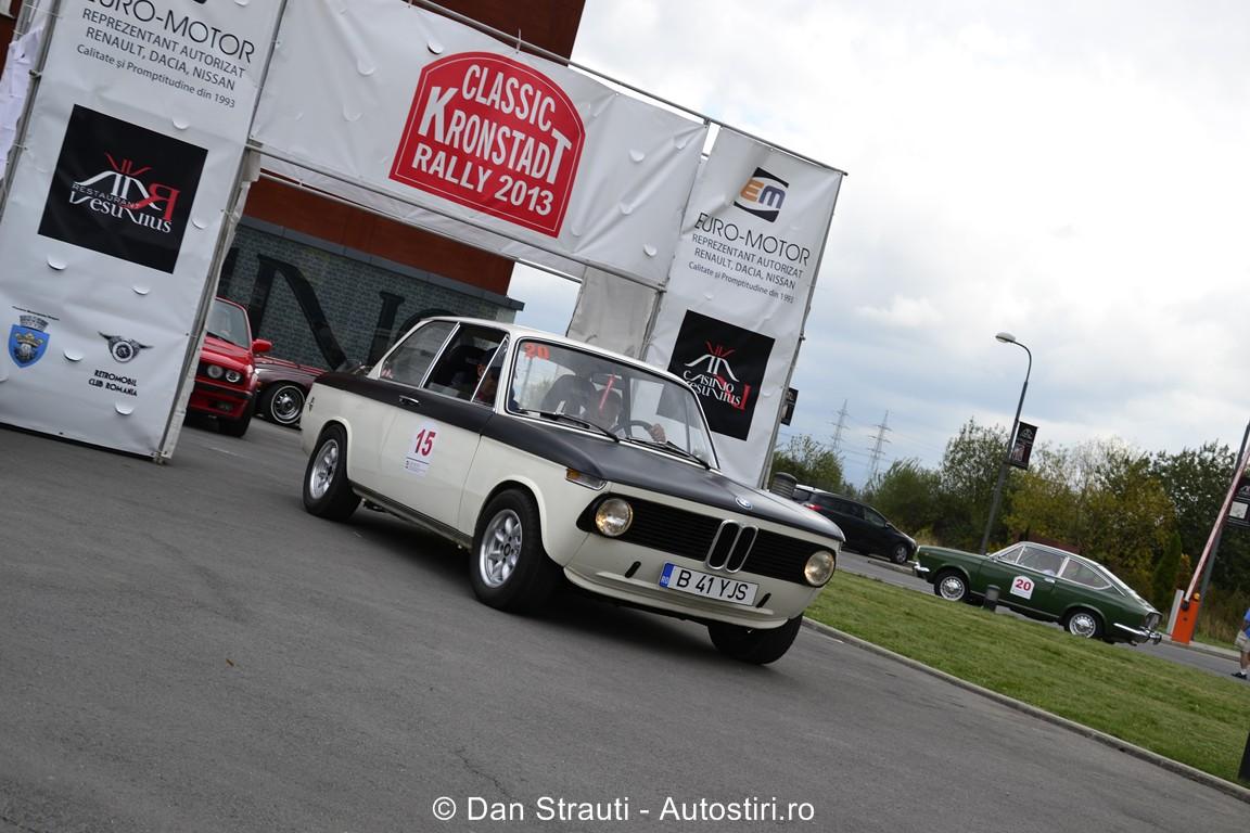 Kronstadt Classic Rally 2014