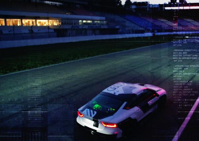 Hockenheim, Audi RS 7 piloted driving concept