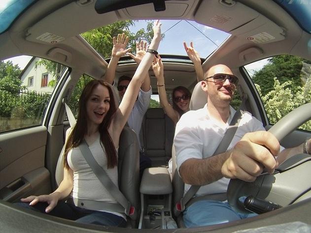 AutoHop.ro, platforma ridesharing