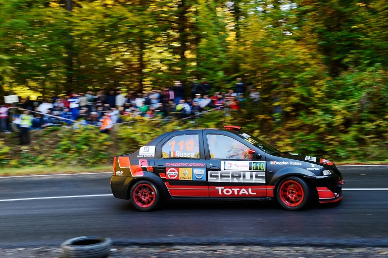 Dacia Logan Serus este tripla campioana nationala