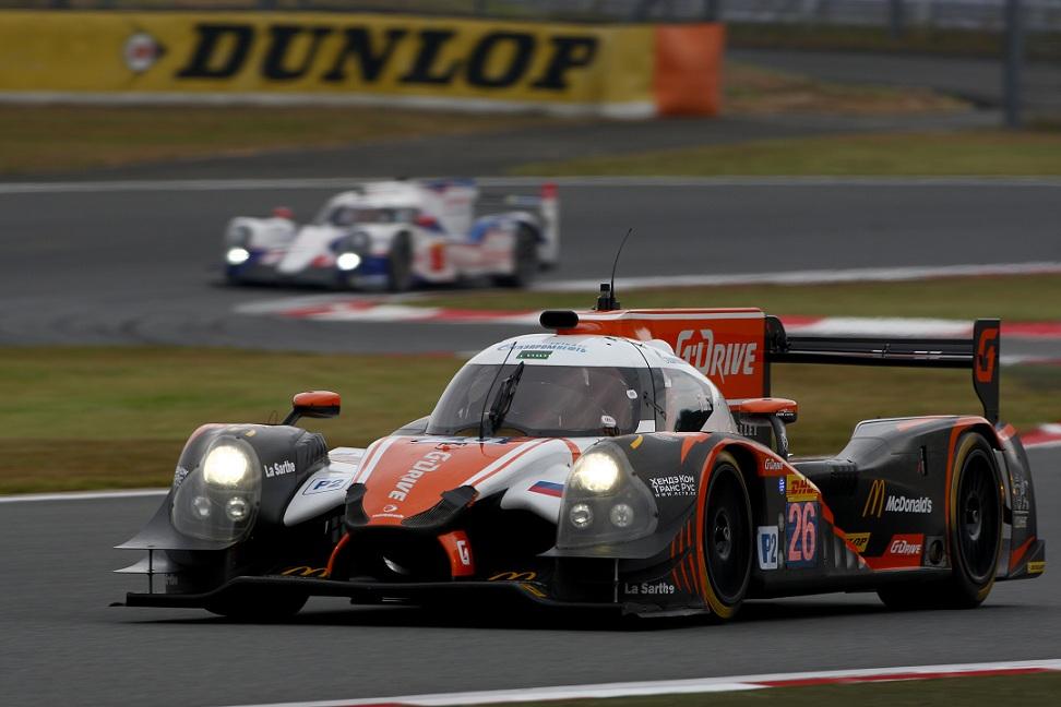 G-Drive Racing aduce victorie pentru Dunlop în cursa de la Fuji