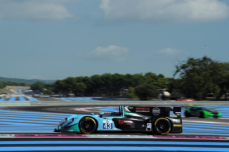 Etapă decisivă în competiția European Le Mans Series