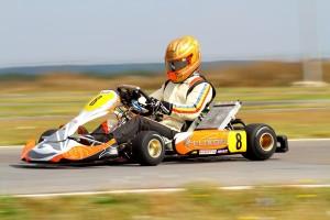 Echipa JMS Performance - Cupa Romaniei la Karting - FRK