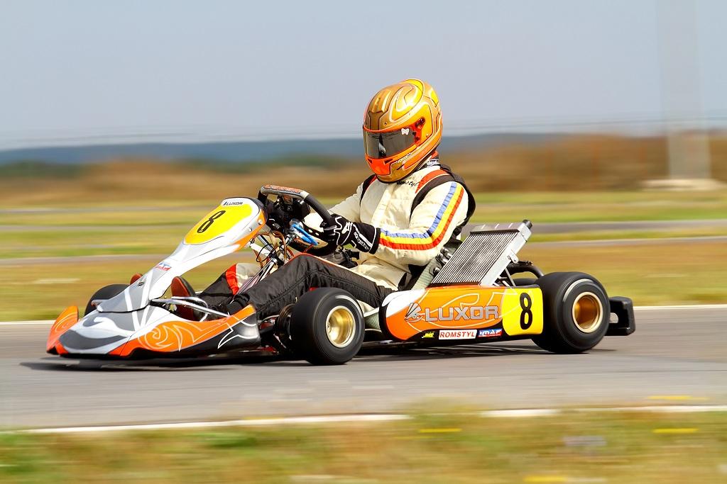 Cupa României la Karting pe circuitul AMCKART
