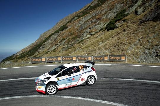 Sibiu Rally Challenge: Edwin Keleti, câștigătorul probelor de asfalt