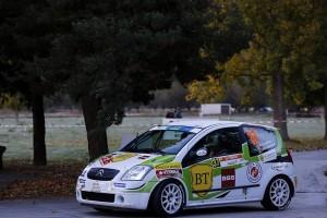 Florin Tincescu - Iulian Nicolaescu - #37 Citroen C2 R2 Max - Rallye International du Valais