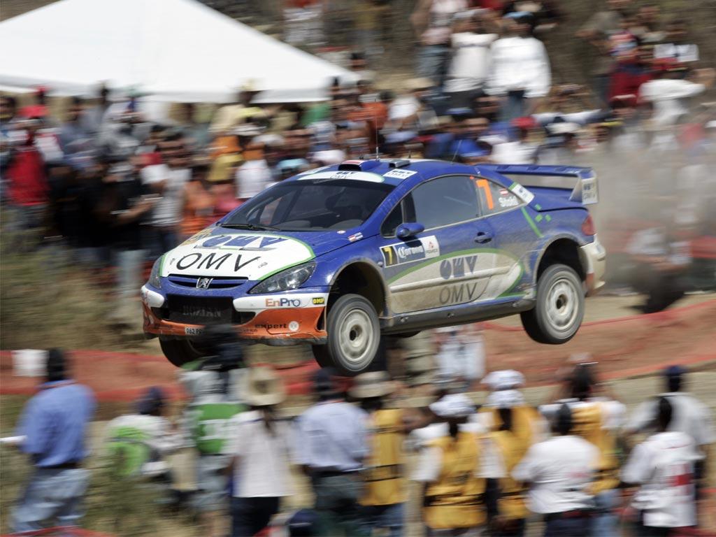 Manfred Stohl, campionul mondial din P-WRC va participa la Sibiu Rally Challenge