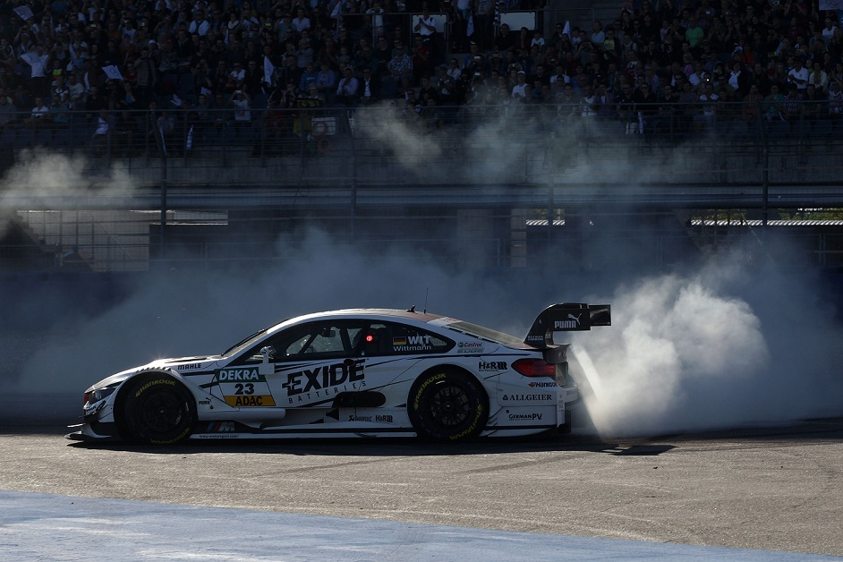 Wittmann încheie sezonul DTM cu locul al cincilea la Hockenheim