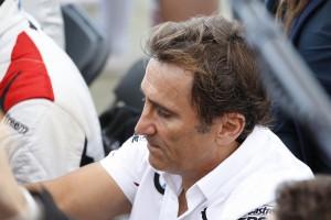 Pilotul oficial BMW Alessandro Zanardi (Italia) - Zolder - Belgia 2014