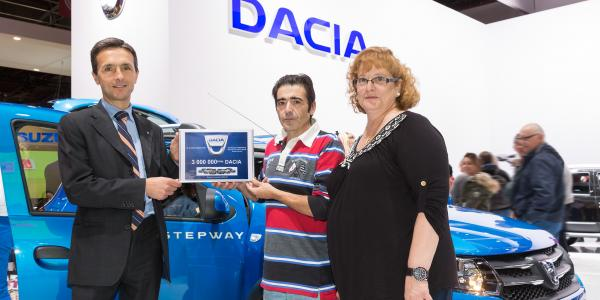 Dacia, 3 000 000 de vehicule vândute din 2004!