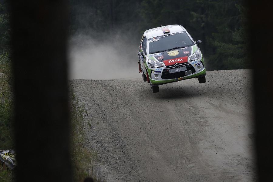 Juniorii Napoca Rally Academy pe specialele din Europa