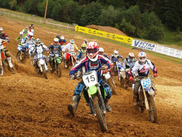 Motocross CUP, filmul etapei de la Zarnesti