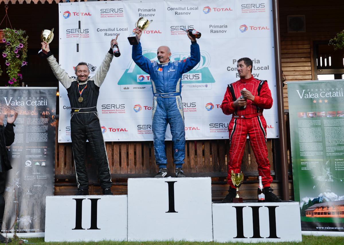 Trofeul Rasnov a oferit un final spectaculos in campionatul de viteza in coasta